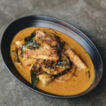 South Indian Vegetable curry with house made paneer