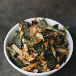 Javanese salad